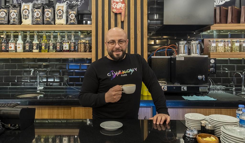 Acı Kahve'de Lezzet Molası