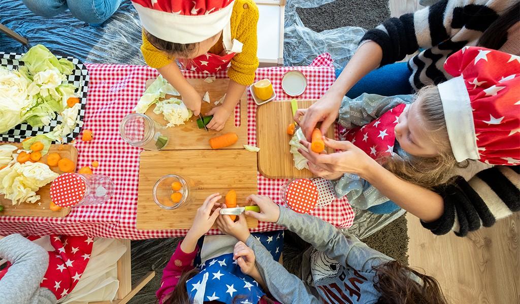 Ebeveyn ve Çocuklar İçin Özel Bir Kafe: Mamaya Kids