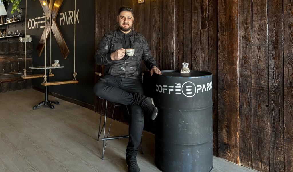 GERÇEK KAHVENİN ADRESİ: THE COFFEE PARK