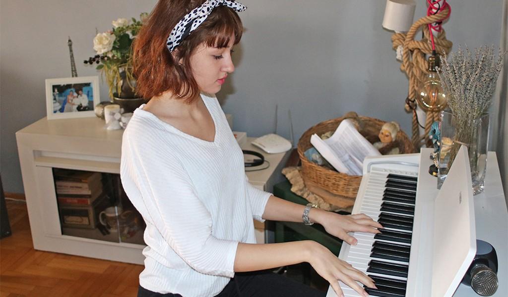 Hayatımın Ritmi Müzik: Öykü Soykan