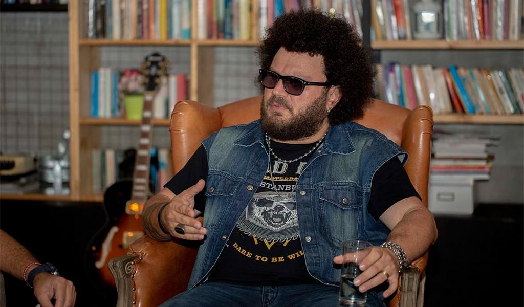 Kadıköy Sound'lu Müzisyen Can Gox