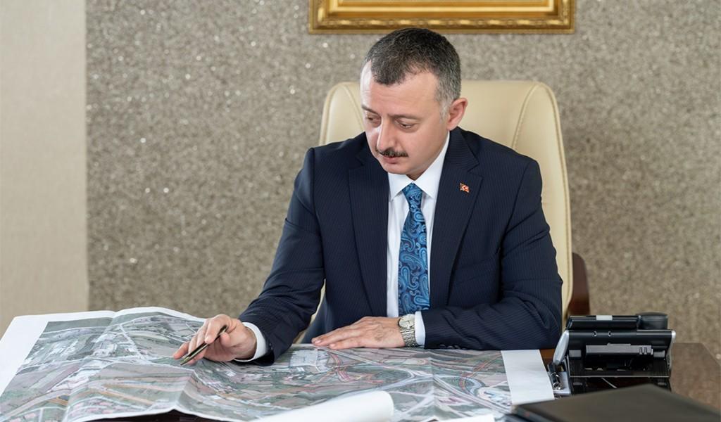 Kocaeli Büyükşehir Belediye Başkanı Doç. Dr. Tahir Büyükakın - Time Kocaeli  - Hayata Dair Ne Varsa