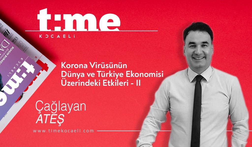 Korona Virüsünün Dünya ve Türkiye Ekonomisi Üzerindeki Etkileri - II