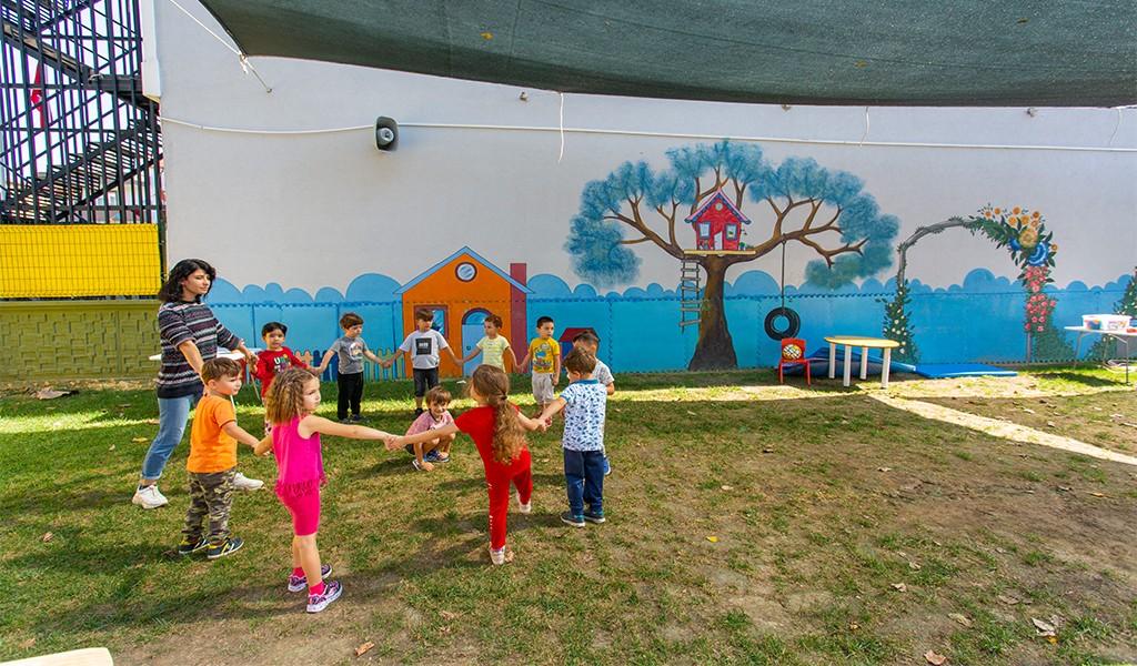 Oyun Ve Spor Temelli Bir Anaokulu: Özel İzmit Yaşam Paylaşım Anaokulu