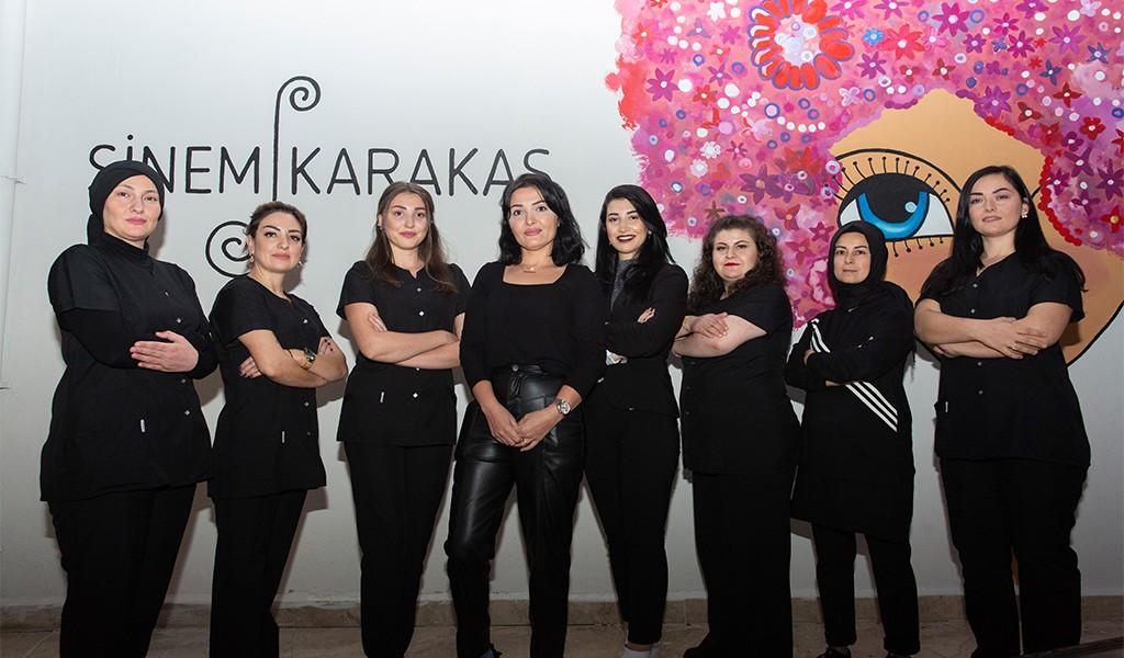 Sinem Karakaş Make Up Stüdyo İle Mutlu Kadınlar